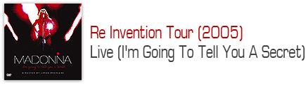 Re Invention Tour