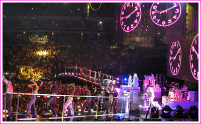 Confessions Tour Stage