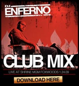 DJ Enferno Live at Shrine
