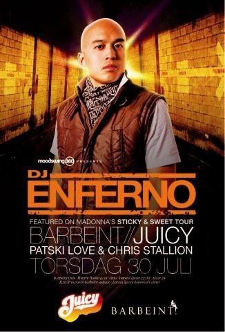 DJ Enferno - Barbeint