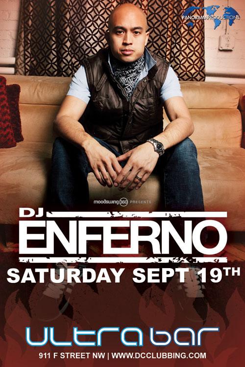 DJ Enferno @ Ultra Bar