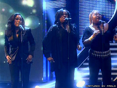 Whitney Houston's backing vocals goddesses!