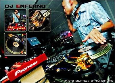DJ Enferno's Live Remix Project
