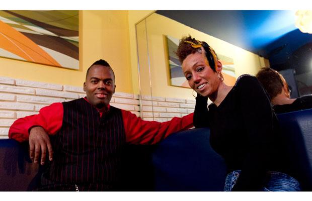 Ric'key Pageot & Dessy Di Lauro