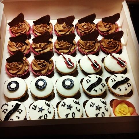 Grab a cupcake!